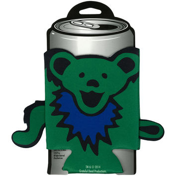 Grateful Dead Dancing Bears Koozie Can Cooler