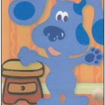 Blues Clues and Friends - Peel & Stick - 5 Window Clings