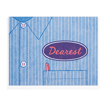 Dearest Greeting Card