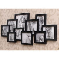 10-Opening Collage Picture Frame