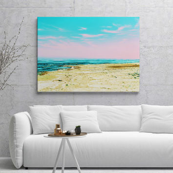 The Beach #society6 #decor #buyart by 83 Oranges™