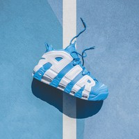 Nike Air More Uptempo - University Blue / White