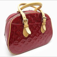 Authentic Louis Vuitton Vernis Summit Drive M93513 (LVV0098)