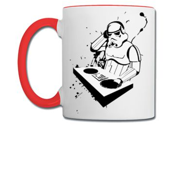 Star Wars DJ  - Coffee/Tea Mug