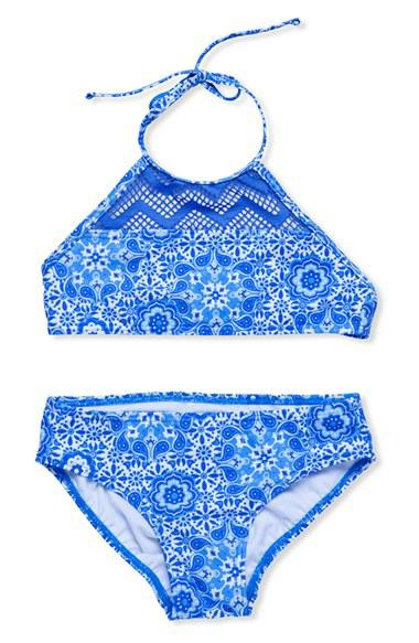 207a4f01a74d0 Girl s Gossip Girl  Nomad Child  Two-Piece Swimsuit