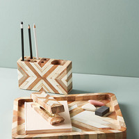 Marquetry Desk Collection