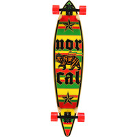 Nor Cal Rude Bear Pintail 44 Longboard Complete at Zumiez : PDP