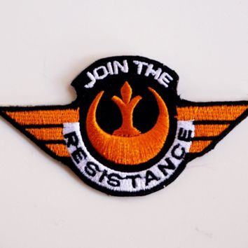 Join The Resistance Patch