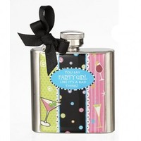 Wake Up Frankie - Party Girl Flask