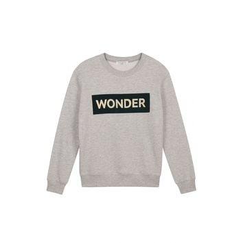 Sandro Turman Wonder Sweatshirt at Sandro US