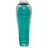 All Season XL Mummy Sleeping Bag with Compression Sack - Perfect for Camping, Hiking, Backpacking & Travel - Big and Tall Sleeping Bag fits Adults up to 6'6 - Waterproof Large Sleeping Bag