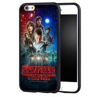 Stranger Things fashion cell phone case cover for iphone 7 7plus 6 6splus 5 5s 5c SE