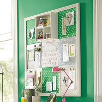 3X3 Kelly Green Dottie Style Tile 2.0 Set