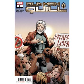 Old Man Quill #6 (Of 12)