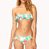Shop swimwear with tons of bikinis, bandeau, crochet & more | Forever 21