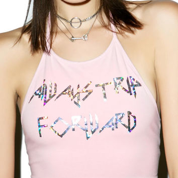 Always Trip Forward Halter
