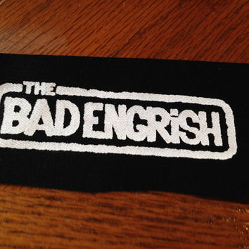 The Bad Engrish Punk Patch