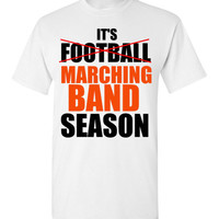 It's Marching Band Season