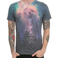 Cosmic Trees Sublimation T-Shirt