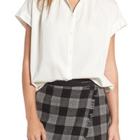 Madewell Central Blouse | Nordstrom