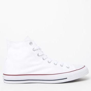 converse chuck taylor all star hi white shoes at pacsun com