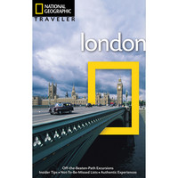 London: Traveler, 3rd Edition, Non-Fiction Books