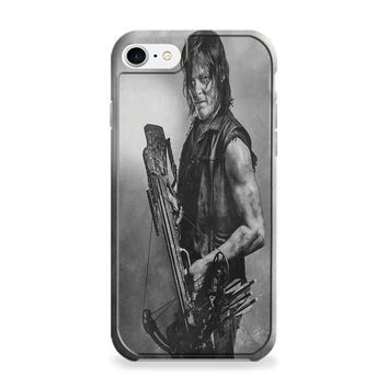 Walking Dead (daryl grey) iPhone 6 | iPhone 6S Case