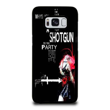 THE PRETTY RECKLESS QUOTES Samsung Galaxy S8 Case Cover