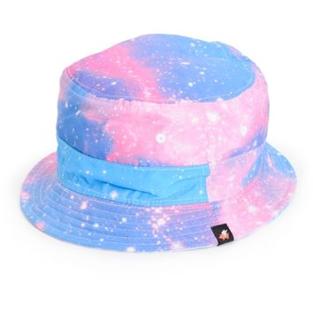 Glamour Kills Galaxy Reversible Bucket Hat