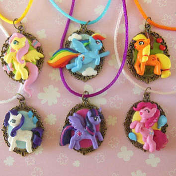 Best my little pony necklace products on wanelo my little pony necklaces aloadofball Gallery