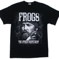 Frogs The Other White Meat Duck Dynasty T-shirt
