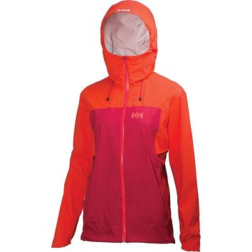 Helly Hansen Odin Midgard Jacket - Women's Medium - Berry Pink