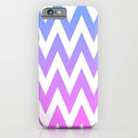 Chevron soft color iPhone & iPod Case by Tjc555