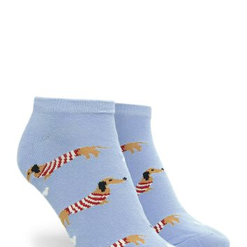 Dachshund Dog Ankle Socks