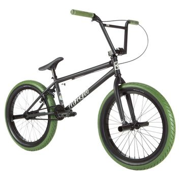 FIT 2019 STR FLAT BLACK COMPLETE BMX BIKE