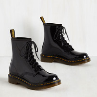 Tread Brightly Boot in Onyx | Mod Retro Vintage Boots | ModCloth.com