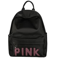 PINK Victoria's Secret Fashion Sport School Bag Satchel Travel Bag Backpack
