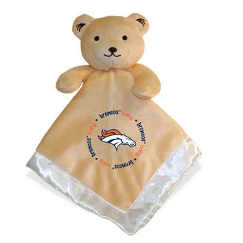 Baby Fanatic Snuggle Bear. Denver Broncos