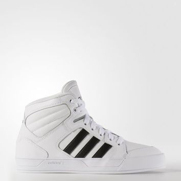 adidas Raleigh Mid Shoes - White | adidas US
