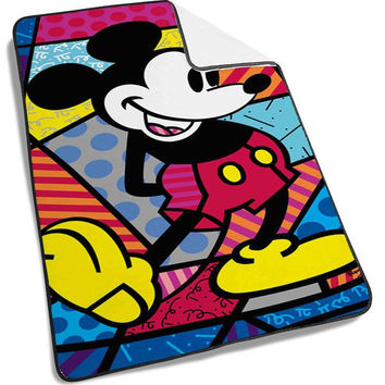 Cute Mickey Mouse Blanket