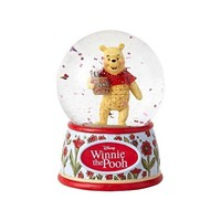 Winnie the Pooh Water Globe by Jim Shore