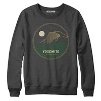 Yosemite Mod Dome Fleece Sweatshirt