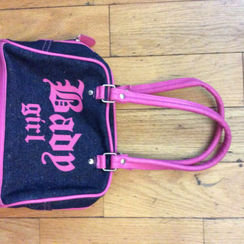 bb girl purse