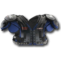 Riddell EV 48 Evolution Adult Football Shoulder Pads - RB/TE