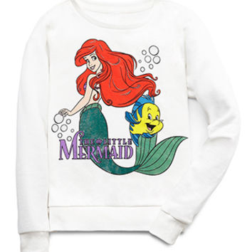 The Little Mermaid Sweatshirt (Kids)