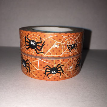 Spider Washi Tape