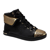 MICHAEL Michael Kors Studded High-Top Sneakers | Dillards.com