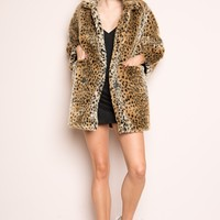 MICA FUR COAT