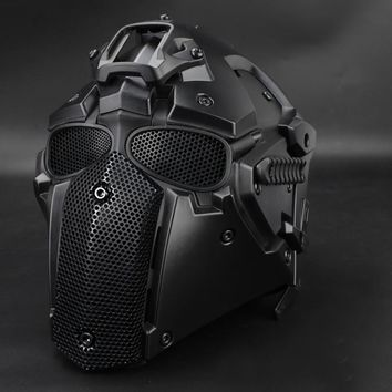 Airsoft Paintball Tactical Helmet Protective Helmet CS equipment hunting accessory