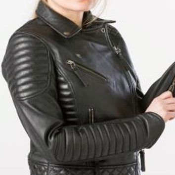 Stile Urbano Faux Leather Moto Jacket